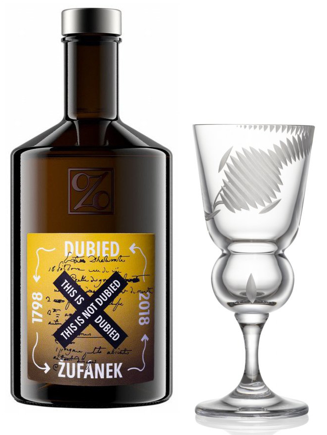 Žufánek Wilde - This is not Dubied 70% 0,5L