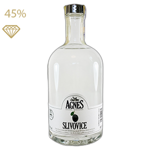 Agnes Slivovice 45% (kosher) 0,5L