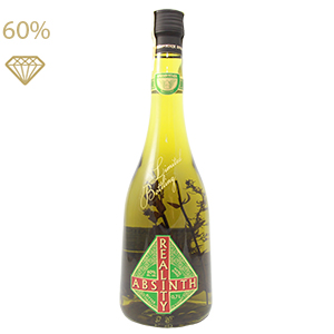 Bairnsfather Reality Absinth 60% 0,7L