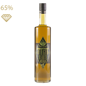Bairnsfather Absinth Virgin Verte 65% 0,7L