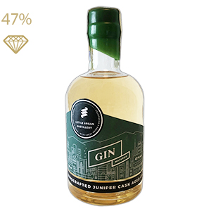 Little Urban Distillery Gin Matured 47% 0,5L