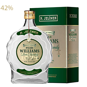 Rudolf Jelínek Hruškovice Williams Kosher  42% 0,7L