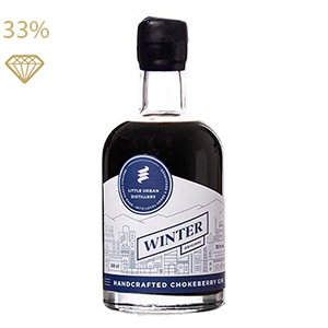 Little Urban Distillery Winter Gin 33% 0,5L