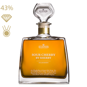 Kleiner Sour CHERRY by Sherry 43% 0,7L