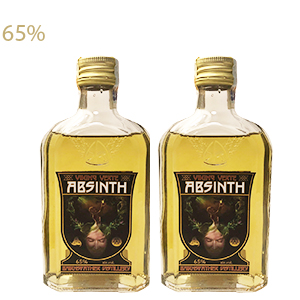 Bairnsfather Viking Verte Absinth 65% 2x0,2L