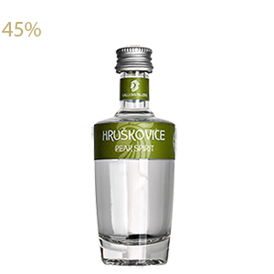Hruškovice 45% 0,05L GALLI DISTILLERY