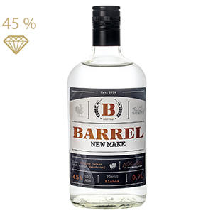 "B.Barrel New Make ""whisky"" 45% 0,7L"