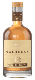 Gold Cock 12yo single grain whisky